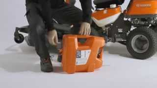 The NEW Husqvarna 15L Fuel Can