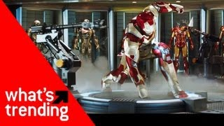 Iron Man 3 Teaser Plus Top 5 YouTube Videos for 10/22/12