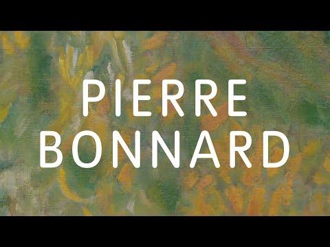 The C C Land Exhibition: Pierre Bonnard – The Colour of Memory | Tate