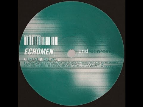 Echomen ‎– Orient (Original Mix)