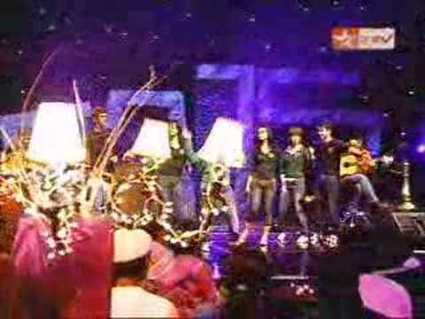 BBB feat. Melly Goeslaw - Let's Dance Together (Classkustik ANTV)