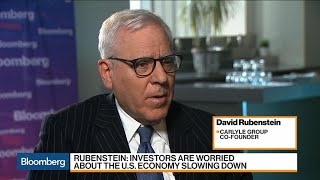 David Rubenstein Says Canada Is an Excellent Place to Invest