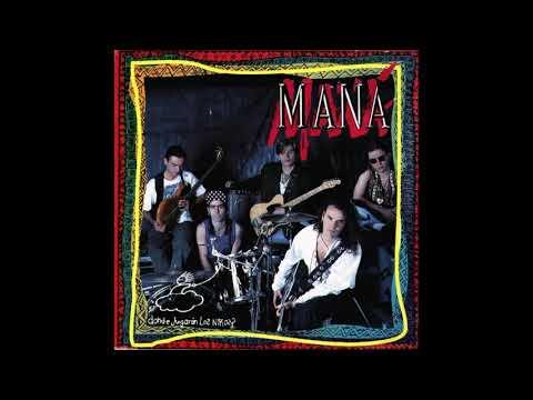 MANA - DONDE JUGARAN LOS NIÑOS (ALBUM COMPLETO 1992)