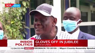 Are the gloves off at Jubilee party? | Inside Politics with Ben Kitili