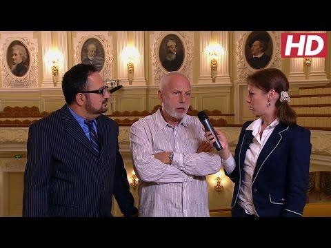 #TCH15 - Live Interview: Vladimir Feltsman
