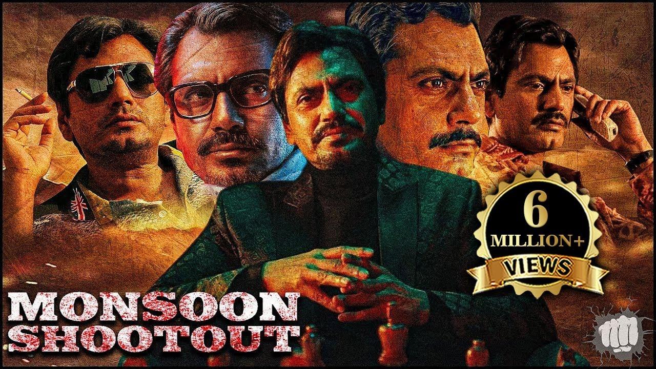 Download Monsoon Shootout Full Movie | Nawazuddin Siddiqui, Vijay Varma | New Bollywood Action Thriller Movie