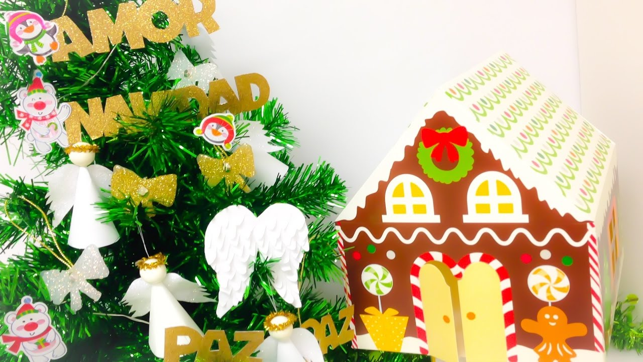 4 EASY AND CHEAP DIY´s Christmas tree decorations you can make right now. - YouTube