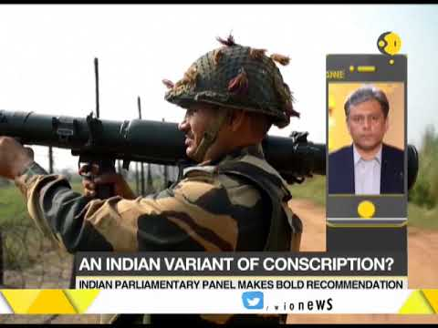 Indian government panel's suggestion: Military service for government jobs
