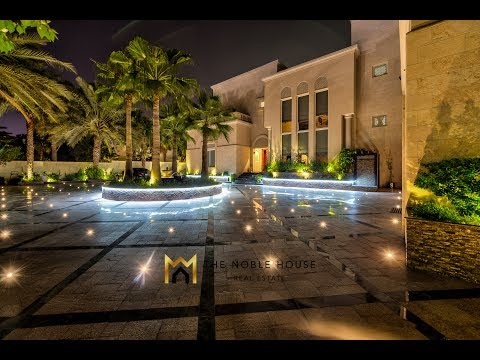 A Beautiful Villa For Sale In Emirates Hills - TNH-S-1543 - Presented By The Noble House Real Estate