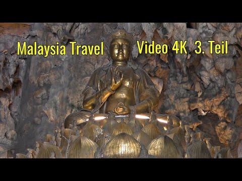 Malaysia  - Travel Video  4K  Part 3