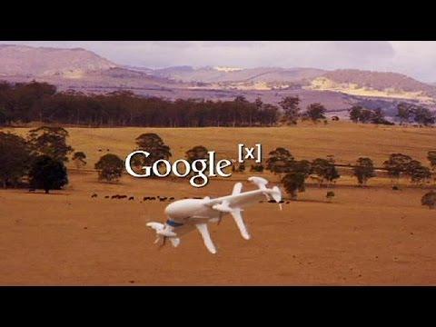 Google experimenta con drones en Australia para contrarrestar a Amazon - economy