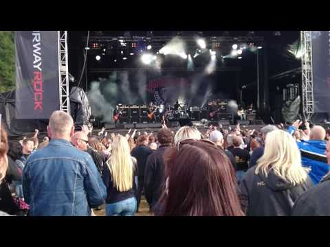 Krokus - Rockin' in the Free World - Live at Norway Rock 2017