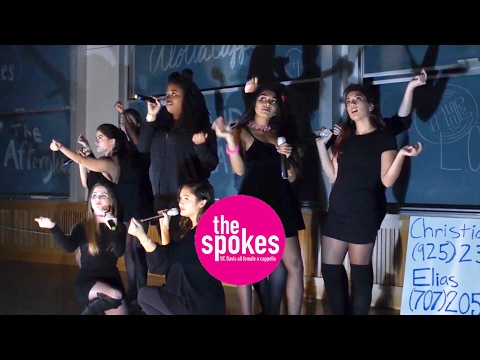 The Spokes | Alottacappella 2016