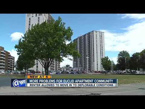 More Trouble For Euclid Apartment Complex Plagued With Problems