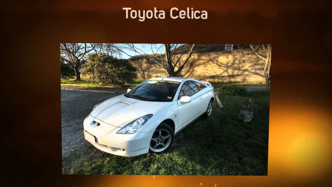 List Of Toyota Sports Cars Youtube
