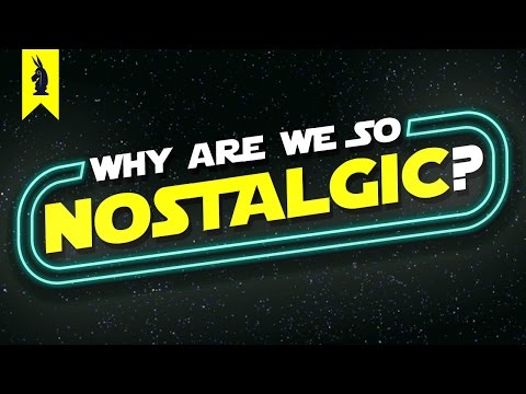 Why Are We So Nostalgic? – 8-Bit Philosophy