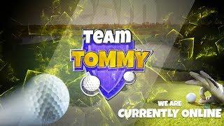 Golf Clash LIVESTREAM, Weekend round - MASTER Division, Mountain Tournament!