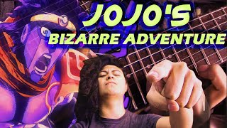 JoJo no Kimyou na Bouken: Stardust Crusaders - Opening 3 Guitar cover