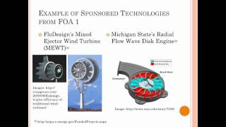 ETP Spring 2010: IS ARPA-E the next DARPA?