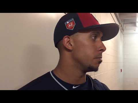 Will Cleveland Indians' Michael Brantley be ready for opening day?