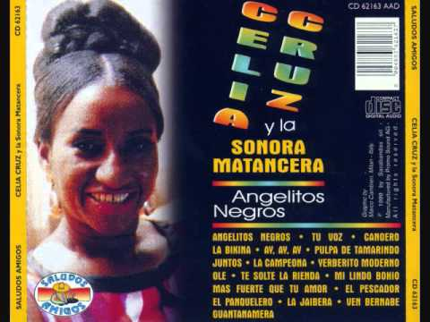 Celia Cruz - Angelitos Negros mp3