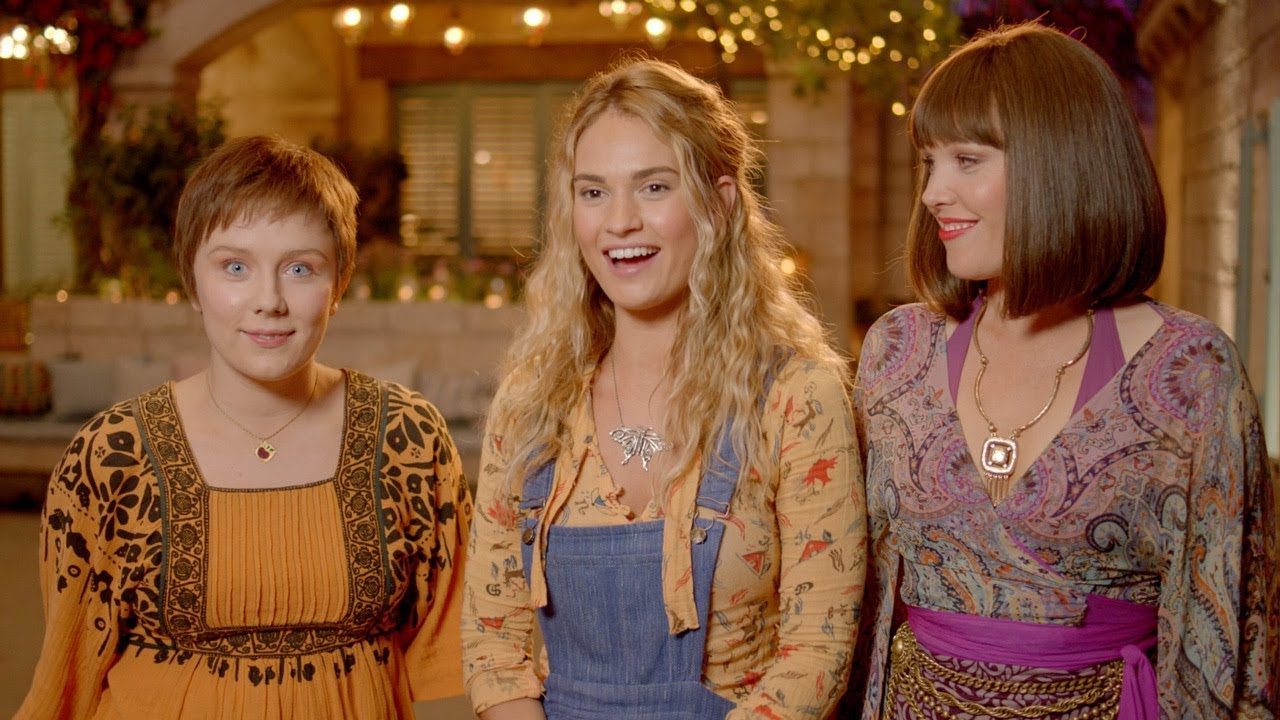 Mamma Mia! Here We Go Again - Meet the Young Dynamos Featurette [HD]