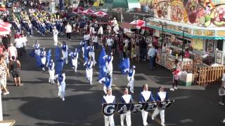 Garey HS - The High School Cadets - 2013 L.A. County Fair Marching Band Competition