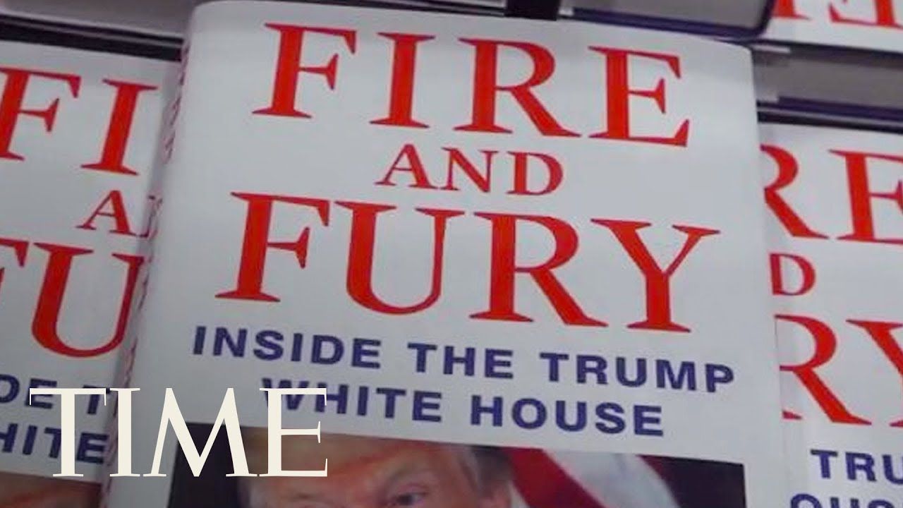 Who Is Michael Wolff? What To Know About The Author Of The Explosive New White House Book | TIME