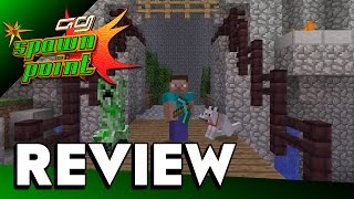Good Game Spawn Point Review - Minecraft Special Comparison - TX: 08/11/2014
