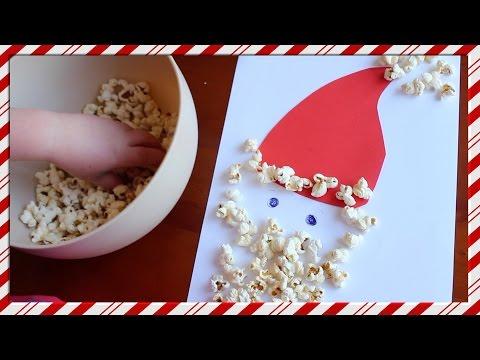 Kids craft activity you can eat ! | #vlogmas