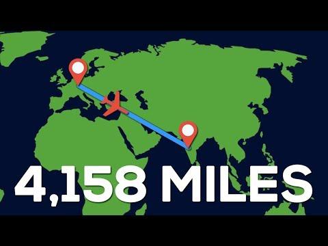 5 Longest Boeing 737 Flights