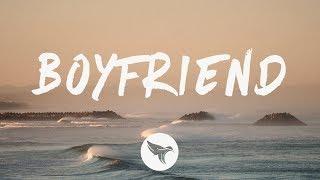 Ariana Grande - boyfriend (Lyrics) With Social House