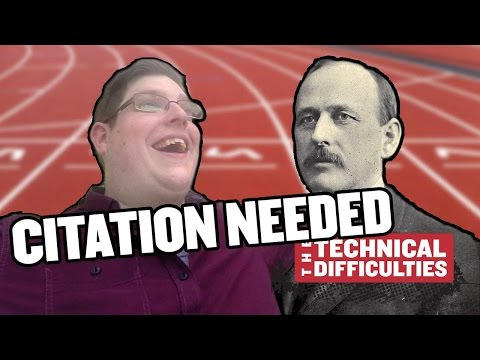 Thomas Trueblood and the Ridiculous Marathon: Citation Needed 2x01