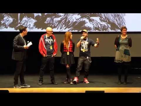 TURBO KID - European Premiere at BIFFF 2015