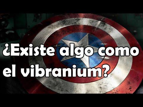 ¿Existe algo como el vibranium?- Hey Arnoldo