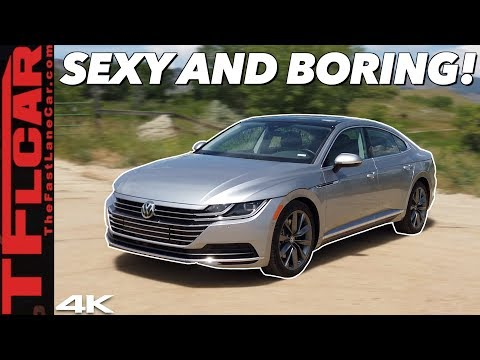 Here's Why The 2019 Volkswagen Arteon Is Beautiful - And Boring