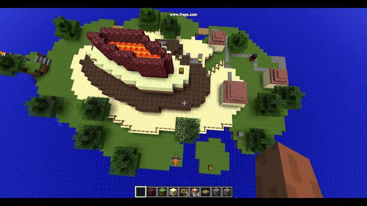 legend of zelda adventure map minecraft 1.2.5 - Zelda Adventure Map ...