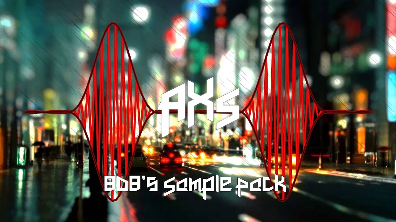 AXS - 808's Sample Pack [FREE Download] (Available on Ableton, FL Studio, And Moar)