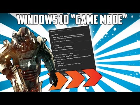 """Does The New Windows 10 """"Game Mode"""" Improve Gaming Performance?"""