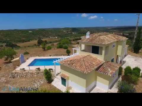 Stunning Rural 4 Bedroom Villa in Sargaçal, Lagos