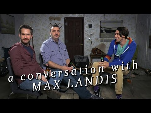 A Conversation with Max Landis
