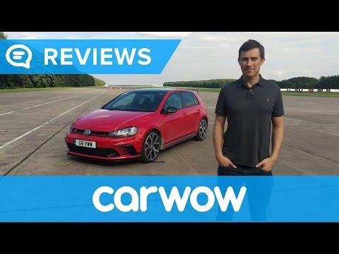 Volkswagen Golf GTI Clubsport Edition 40 Hot Hatch 2017 review   Mat Watson Reviews