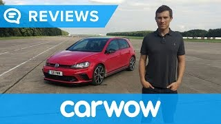 Volkswagen Golf GTI Clubsport Edition 40 Hot Hatch 2017 review | Mat Watson Reviews