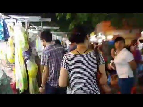 Hainan Island, night market