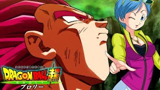 NEWS & SPOILERS FILM DRAGON BALL SUPER BROLY: VEGETA SSJ GOD VOEU DE BULMA & MUSIQUES ! (DBS) PLT316