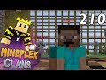 PvP in shutbig (Minecraft Mineplex Clans #210)