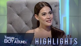 TWBA: Bea shares that she is a fan girl of Aga Muhlach