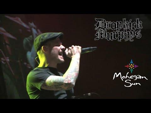 Dropkick Murphys at Mohegan Sun Arena - March 2011