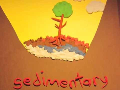 AGU Student Video Contest:  A Sedimentary Rock's Tale