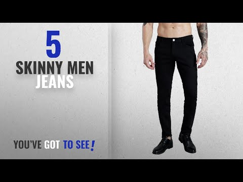 4175dc4cb3a7 Top 10 Skinny Men Jeans [ Winter 2018 ]: ZLZ Slim Fit Jeans For Men Super  Comfy Stretch Skinny - YouTube